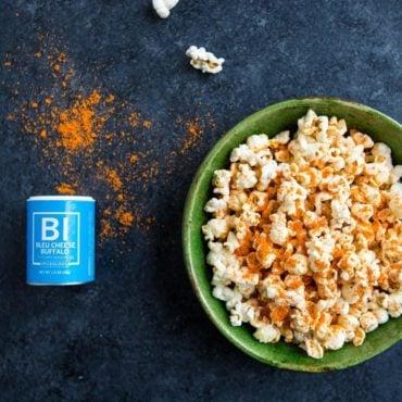 Best popcorn seasoning for snack recipes
