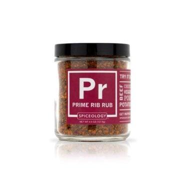 Prime Rib Rub in 4.5oz glass jar