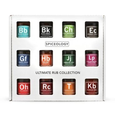 Ultimate Rub Collection - 12 mini jars