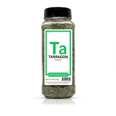 Tarragon Leaves in 4oz container