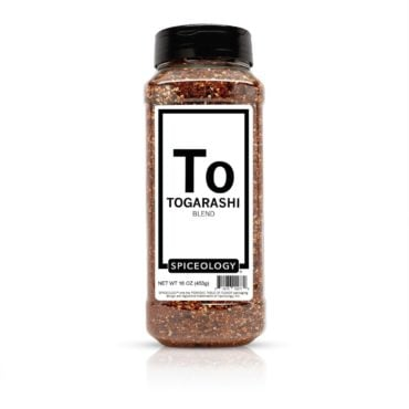 Togarashi in 16oz container
