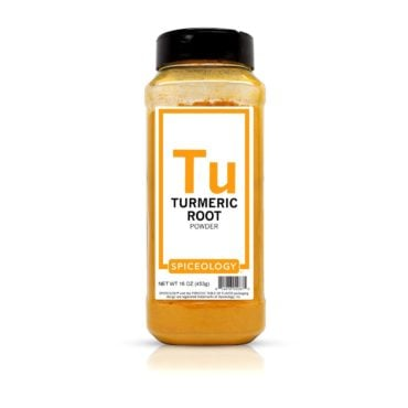 Turmeric Root Powder in 16oz container