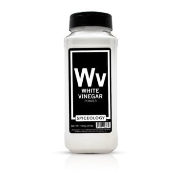 White Vinegar Powder in 18oz container