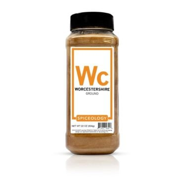 Worcestershire Powder in 22oz container