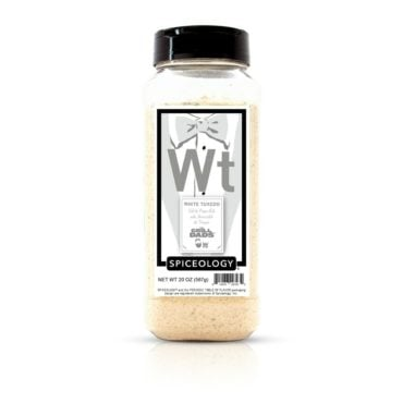 The Grill Dads White Tuxedo Rubs in small jar