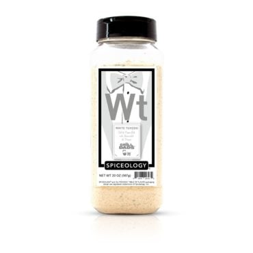 The Grill Dads White Tuxedo in 20oz container