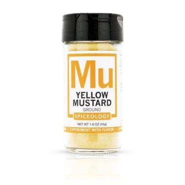 Mustard, Yellow Ground in 1.6oz Glass Jar