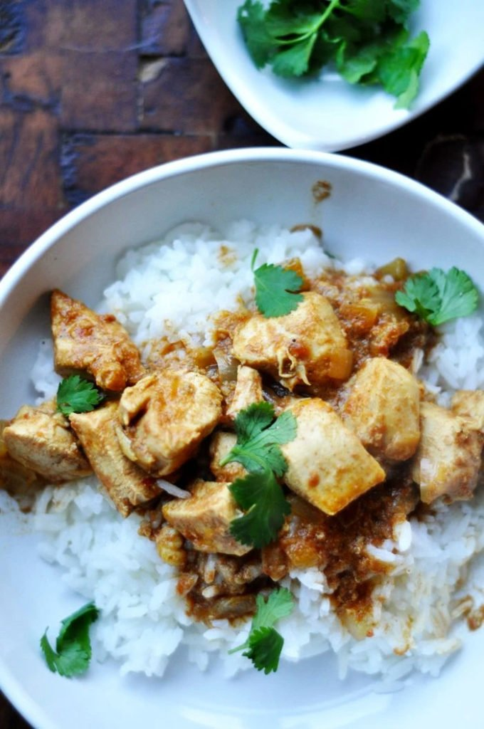 Slow Cooker Butter Chicken Recipe