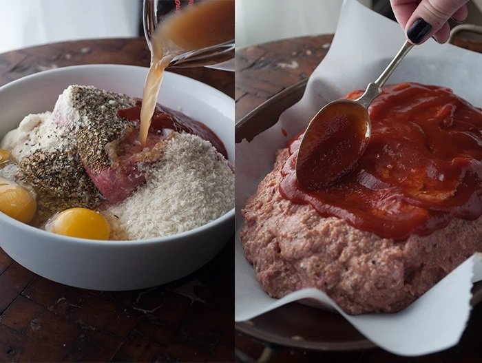 Easy Meatloaf with Smoky Ketchup Recipe | Spiceology