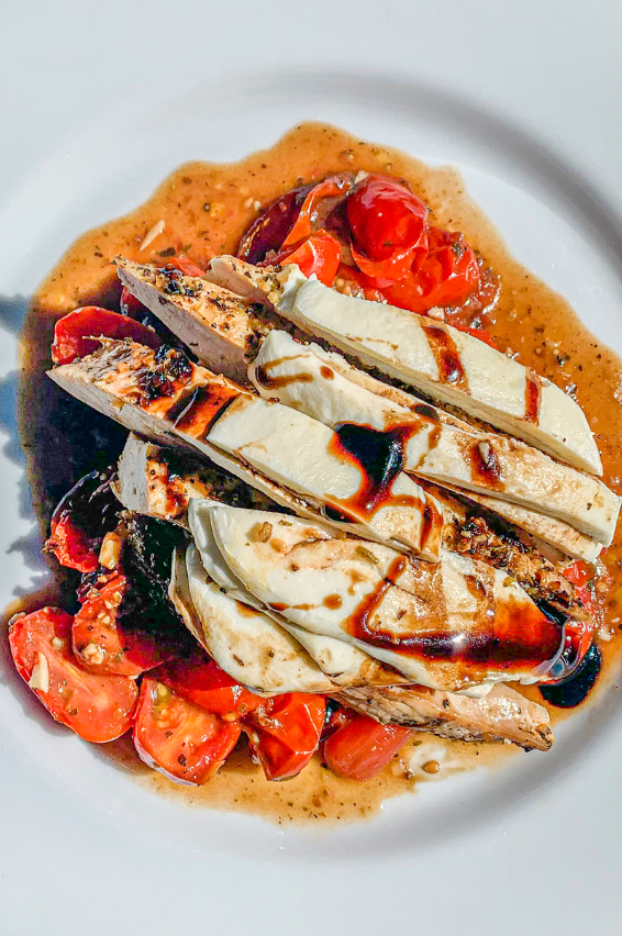 Greek Freak Chicken Caprese