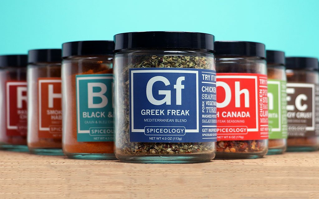 Spiceology home collection lineup