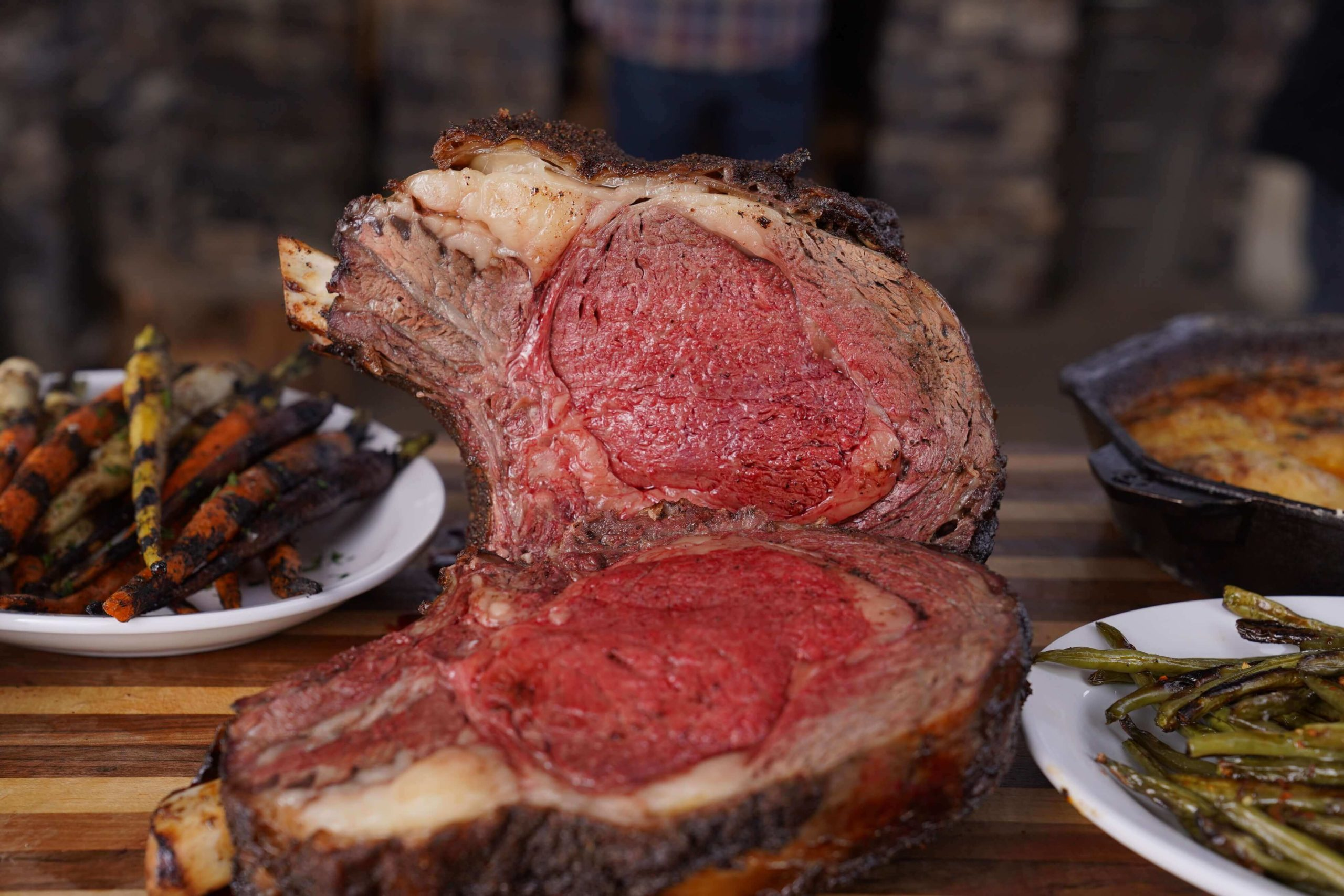 The Grill Dads' Roast Beast recipe