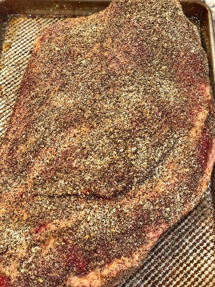 Beef Brisket Seasoning
