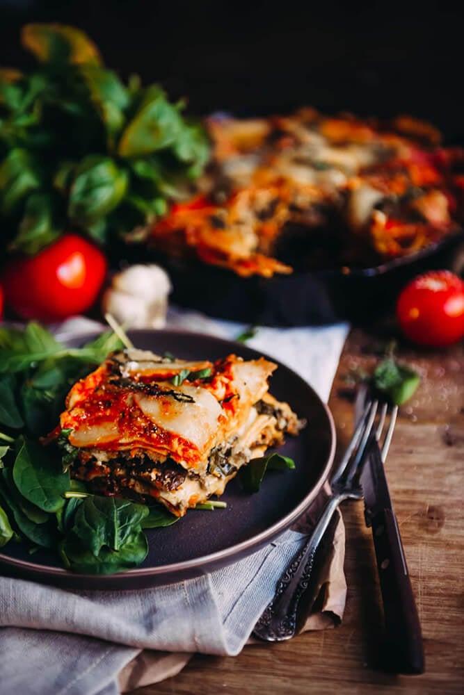 Girl Carnivore Easy Skillet Lasagna