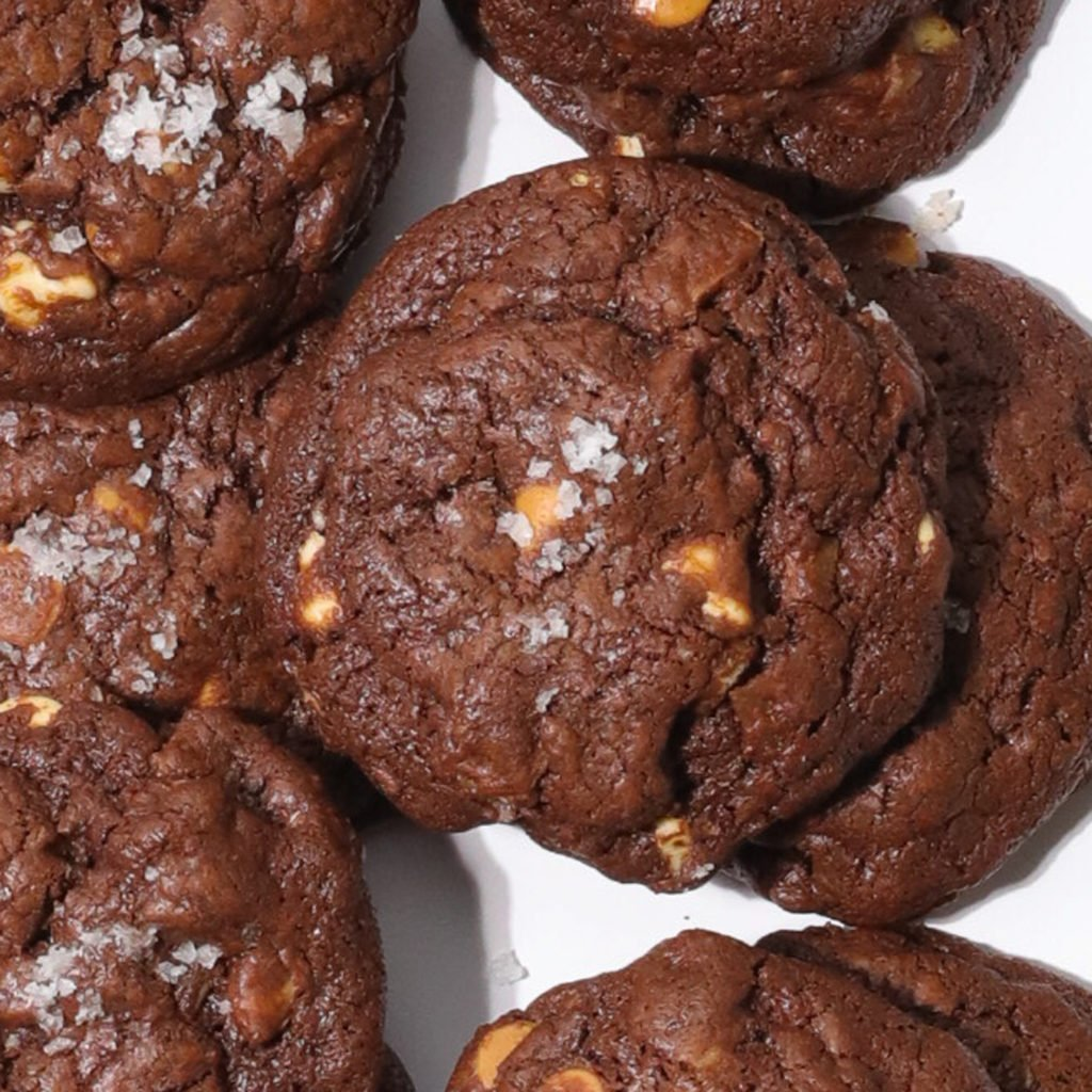 Spiced King Cookies