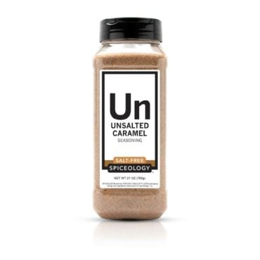 Unsalted Caramel salt-free blend in large container