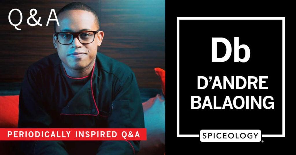 D'Andre Balaoing Interview