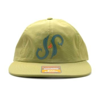 Jean-Paul Bourgeois Wildwood Camp hat front