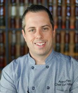 Chef Aaron Fish headshot