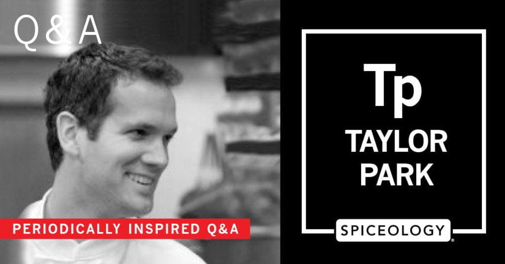 Taylor Park interview headshot